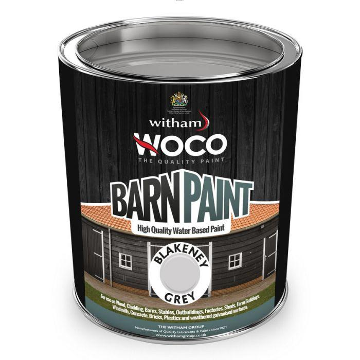 Barn Paint - Blakeney Grey