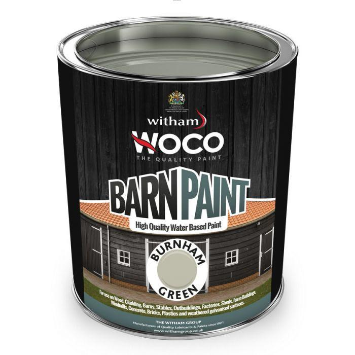 Barn Paint - Burham Green