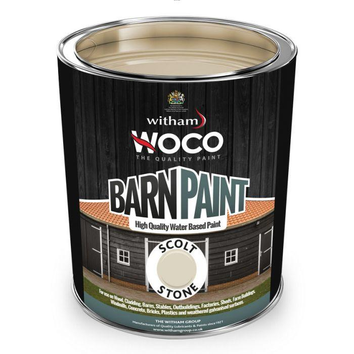 Barn Paint - Scolt Stone