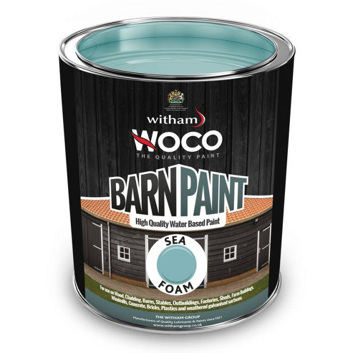 Barn Paint - Sea Foam
