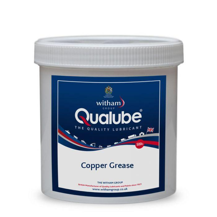 Qualube Copper Grease