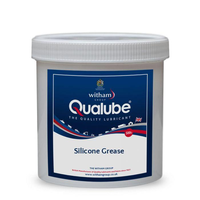 Qualube Silicone Grease