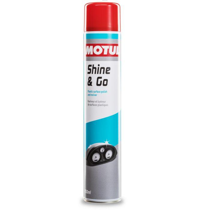 Motul SHINE & GO SILICON