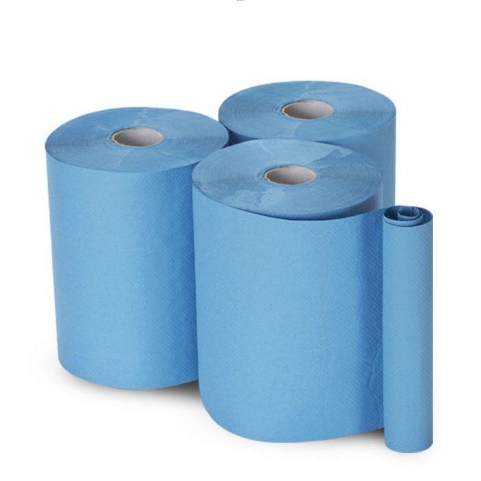 Qualube Paper Roll Wipes
