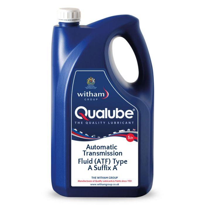 Qualube Automatic Transmission Fluid (ATF) Type A Suffix A