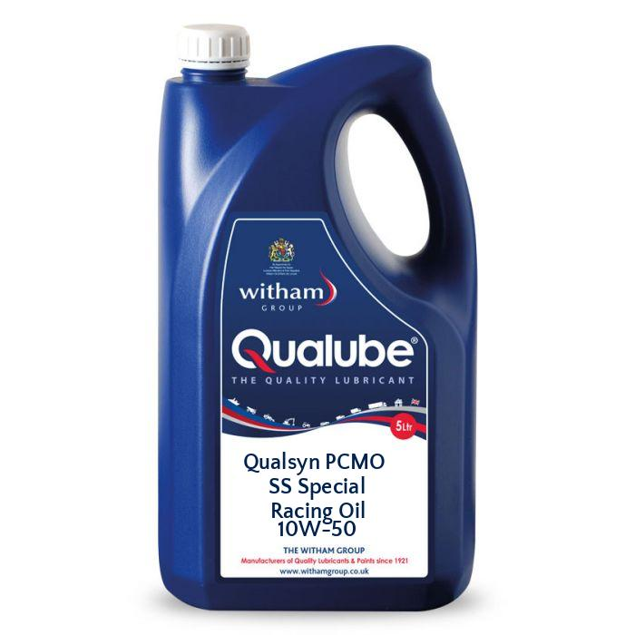 Qualube Qualsyn PCMO SS Special Racing Oil 10W-50