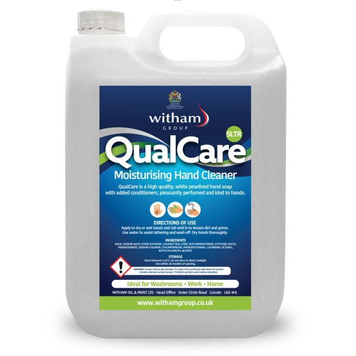QualCare Hand Cleaner