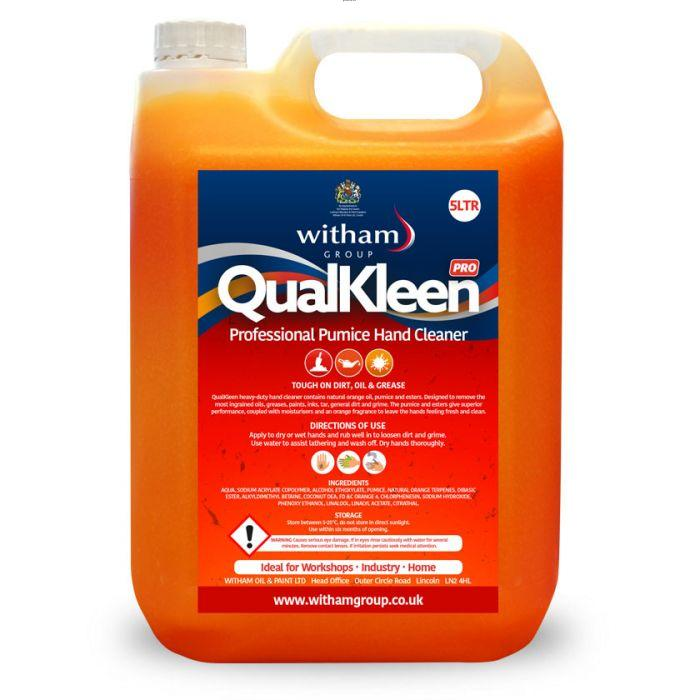 QualKleen Hand Cleaner