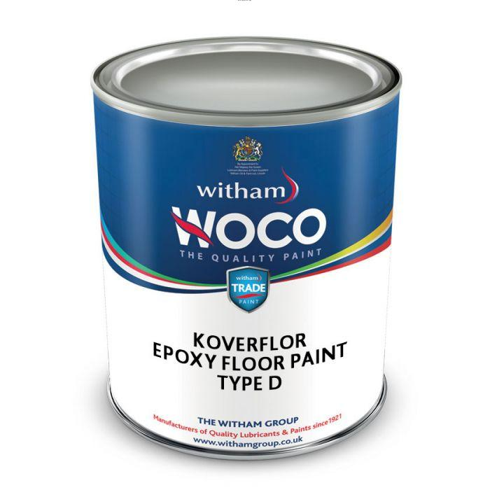 Koverflor Epoxy Floor Paint - Type D
