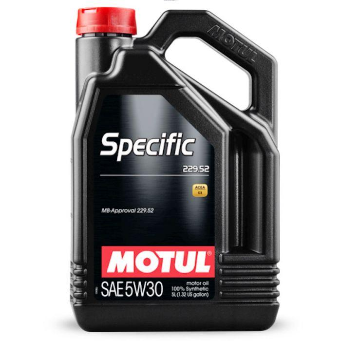 Motul SPECIFIC 229.52 Mercedes Benz 5W-30