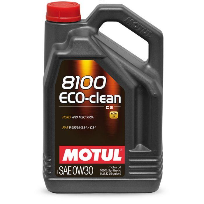 Motul 8100 ECO-CLEAN 0W-30