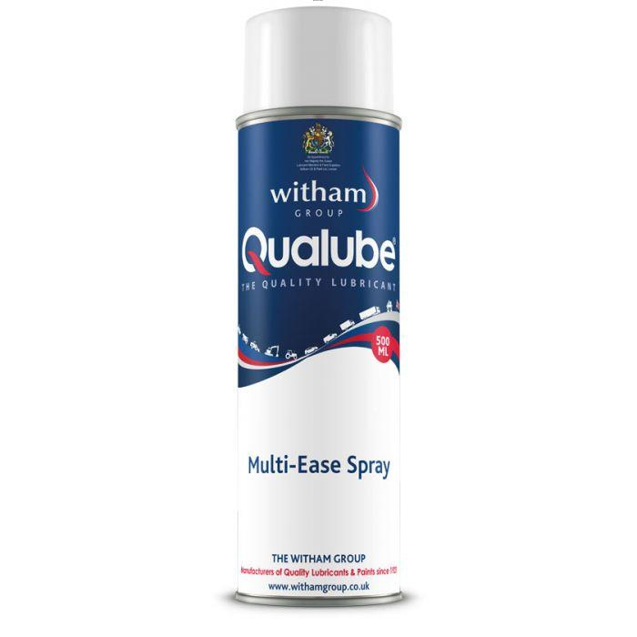 Qualube Multi-Ease Aerosols