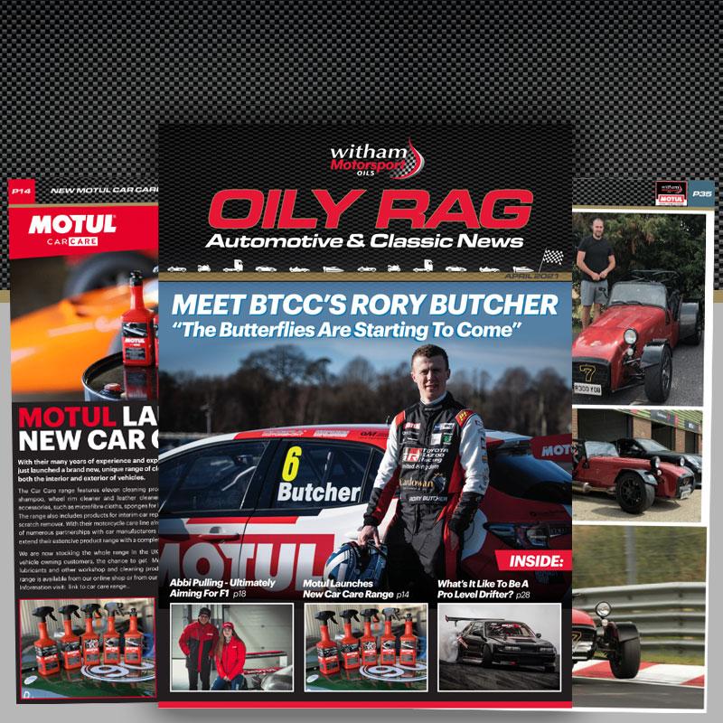 Latest Motorsport News...