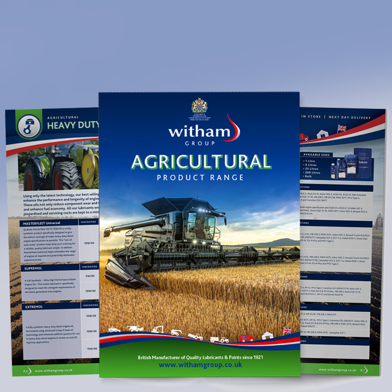 See Our Agricultural Brochure