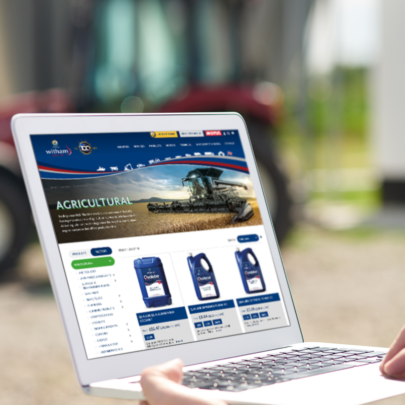 Click Here To See All Our Agricultural Lubricants