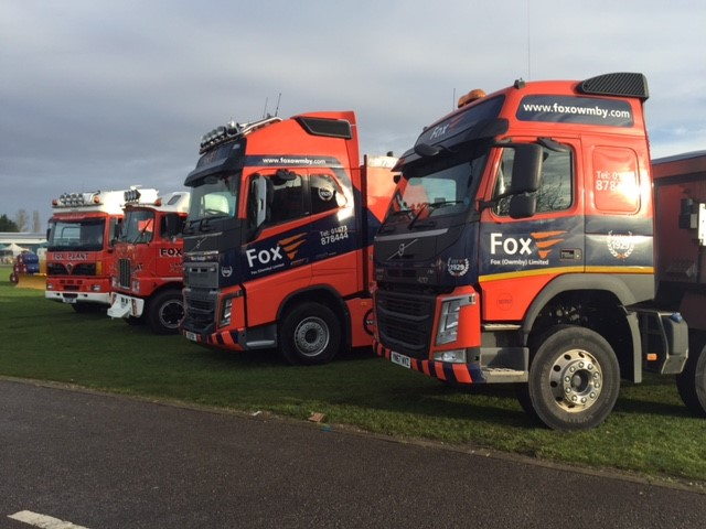 We've proudly lubricated Fox Plant for over a million hours of work