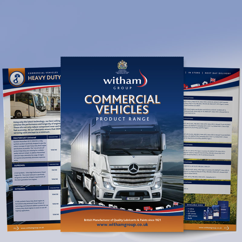See Our Commercial Vehicles Brochure