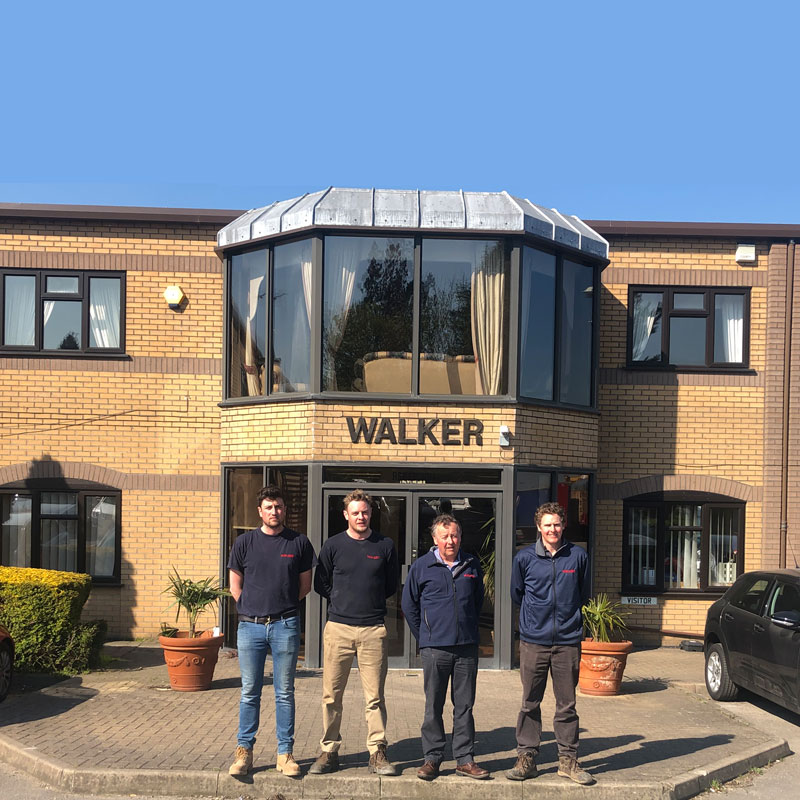 We've been supplying Walker & Son Hauliers for over 55 years