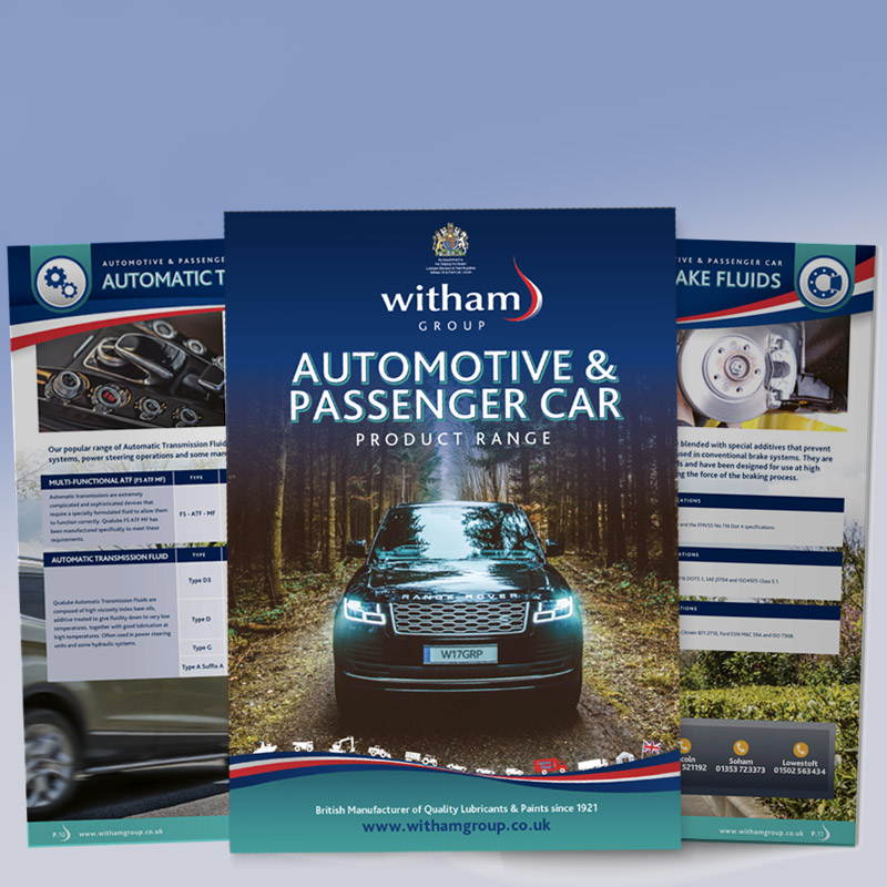See Our Automative & Passenger Car Brochure