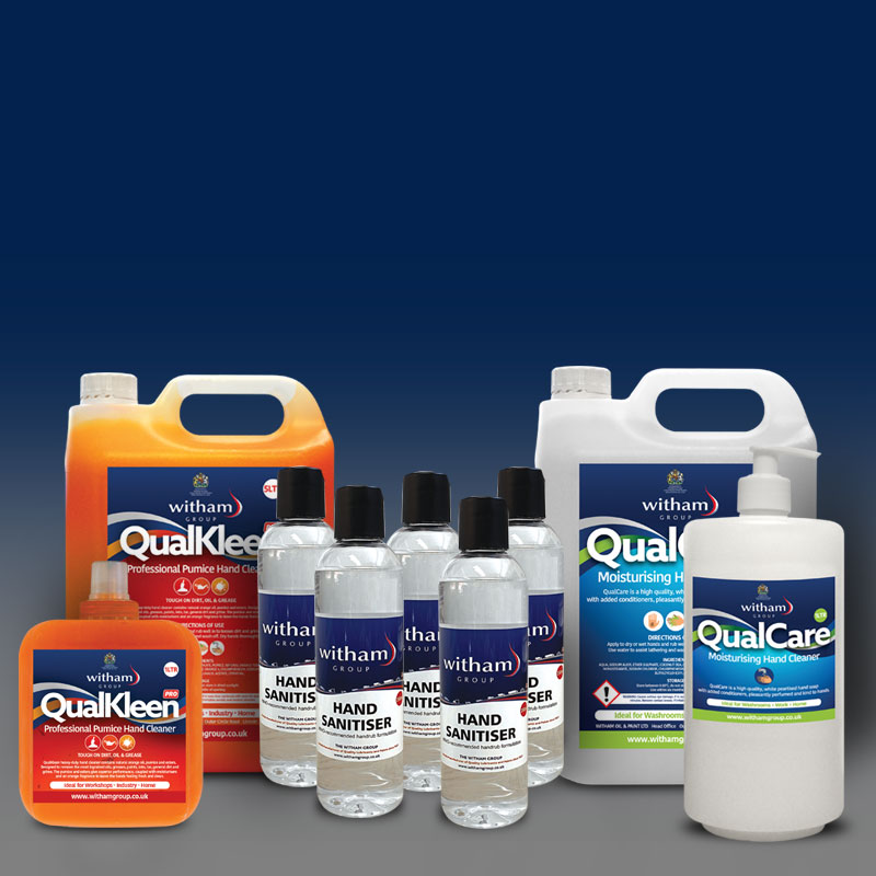 Professional hand cleaning range to keep you safe