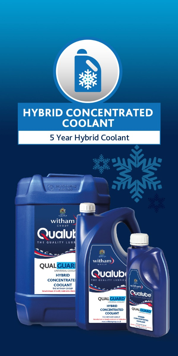 Qualguard Hybrid Concentrated Coolant