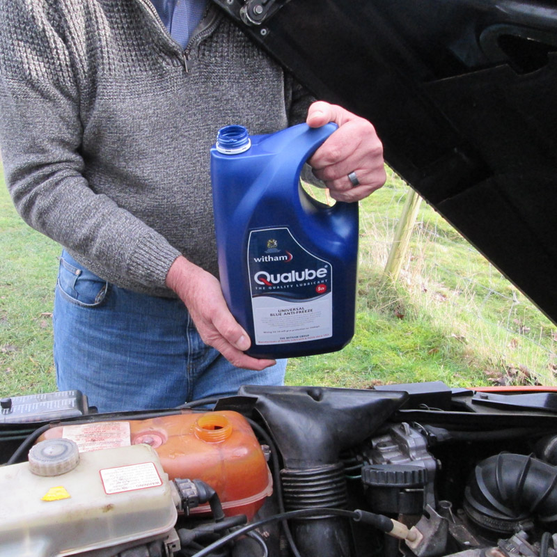 Anti-Freeze & Coolants - Why Are They So Important?