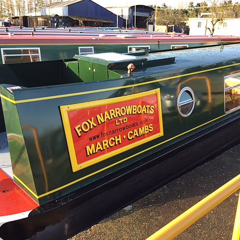 Keeping narrowboats running for over 20 years