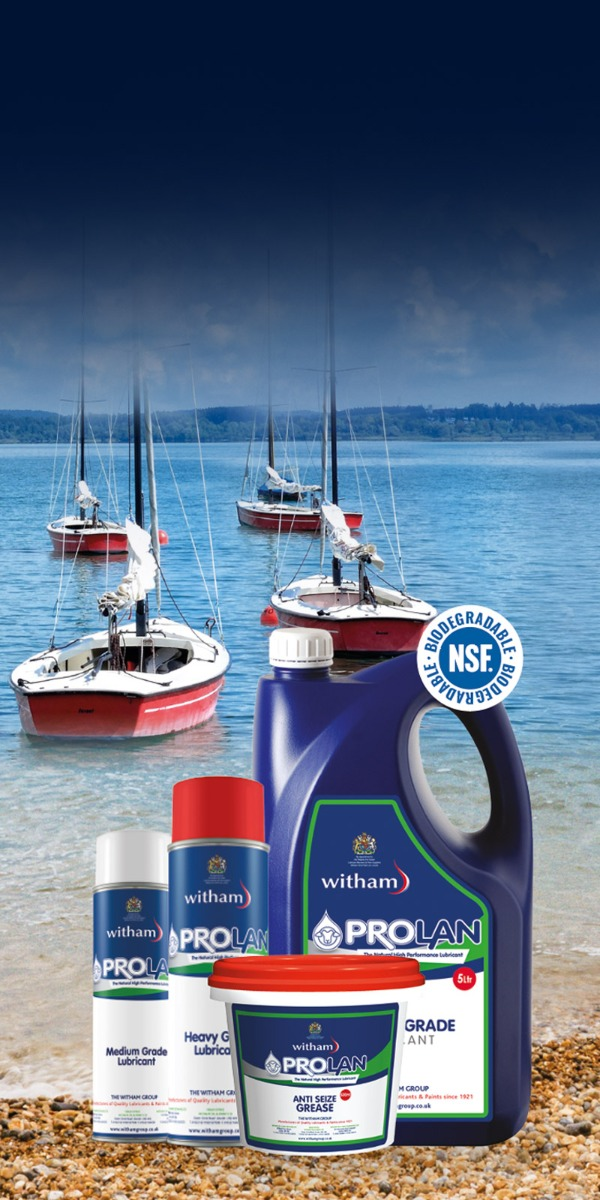 Prolan Environmentally Friendly Lubricants