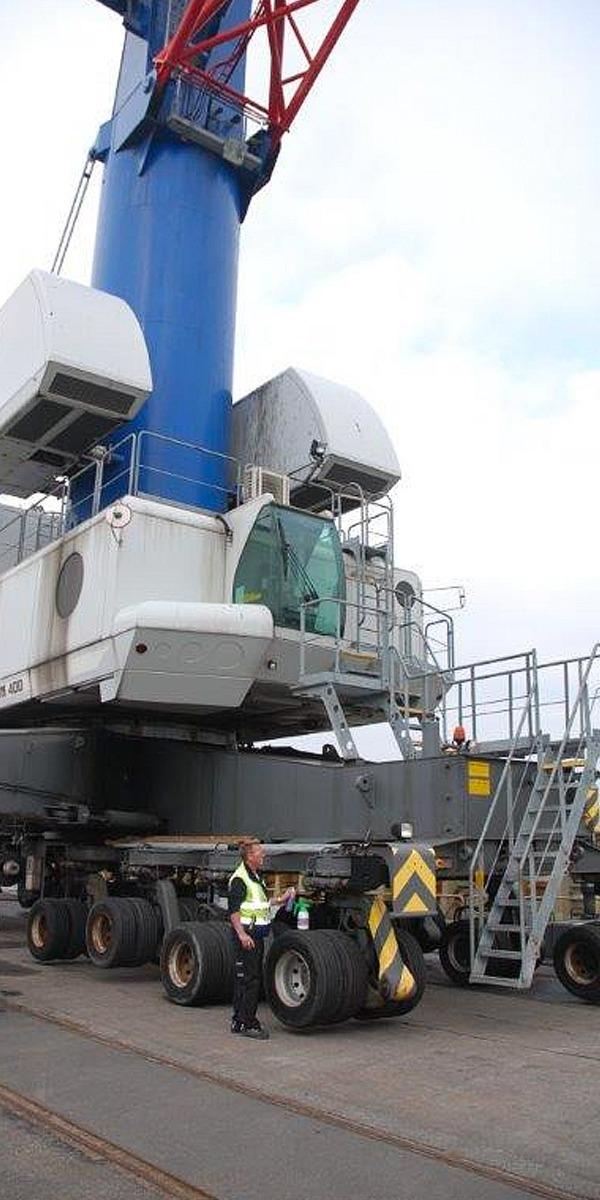 Prolan Solves Corrosion Problems At Port