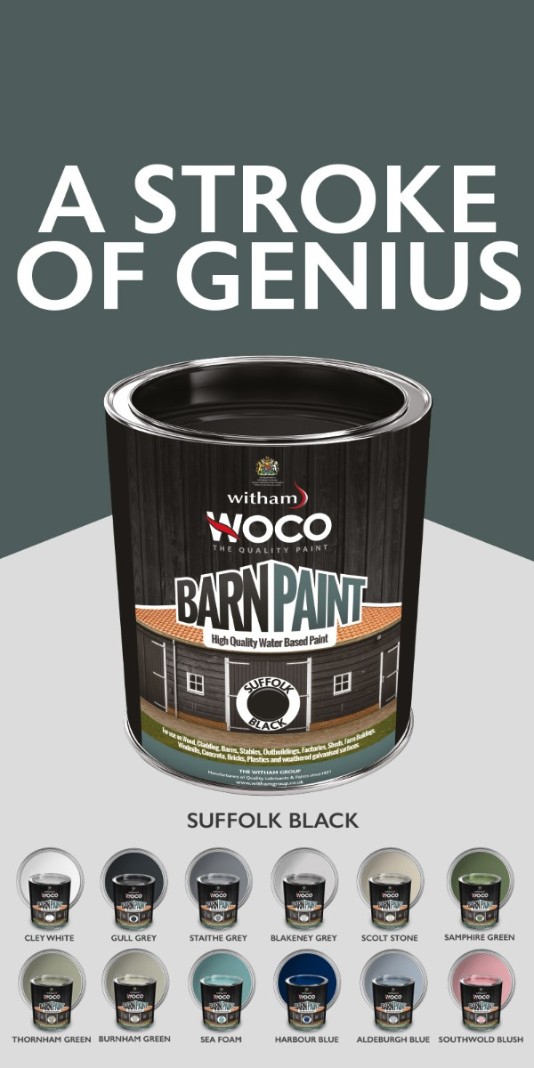 Popular Barn Paint Range Extended