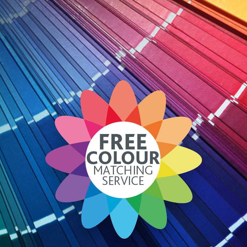 Paint Colour Matching Service