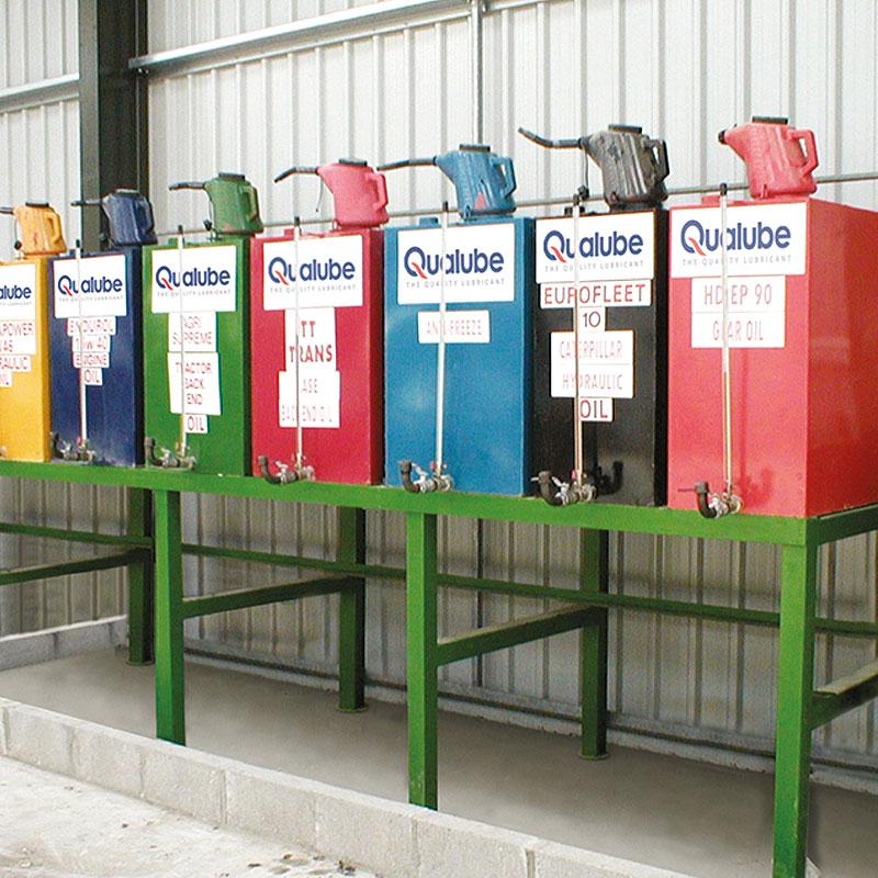 Oil Storage Information